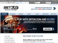BetUs.com betting screenshot