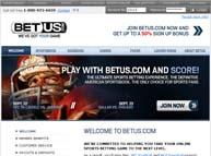 BetUs.com betting screenshot