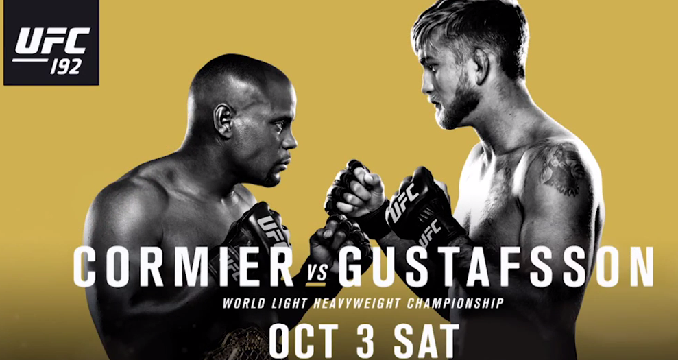DraftKings UFC 192 Fighter Poi...